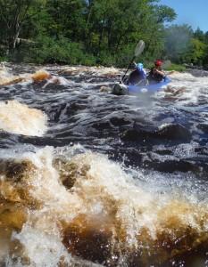 MN rafting and kayaking tours