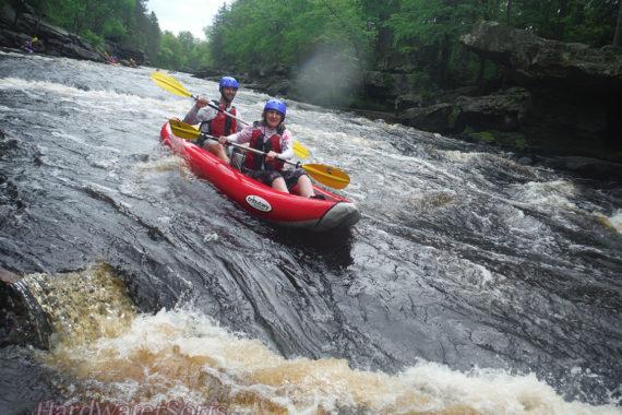 Minneapolis rafting